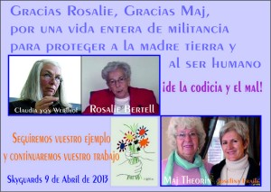 Homenaje Rosalie ESP