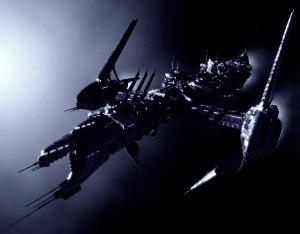 pravda veterans 3 giant_black-war-spaceship