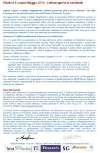 josefina Elezioni-Europee-Maggio-2014-DEF