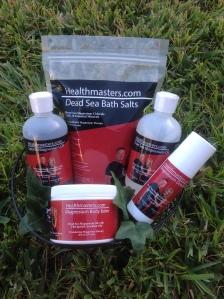 Health Masters magnesium kit