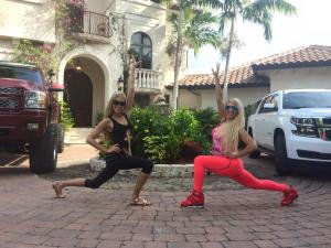 Health Masters squat