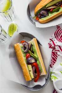 laura roasted_vegetable_sandwiches_with_creamy_chimichurri_spread