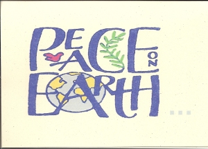 Blue_Purple Peace on Earth