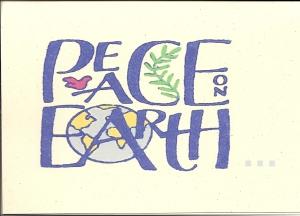 Blue_Purple Peace on Earth